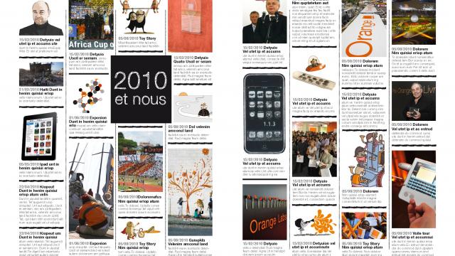 Yearbook Orange