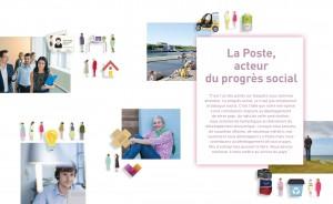Rapport d'activité La Poste