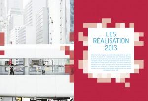 Direction artistique Rapport annuel