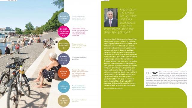 Epinay Magazine municipal
